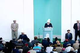 05-09-2014: Spiritual Benefits Jalsa Salana UK 2014