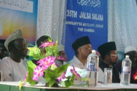 Ahmadiyya Muslim Jama'at The Gambia Concludes  38th Annual Convention