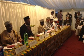Pan-African Evening Event at Jalsa Salana 2014