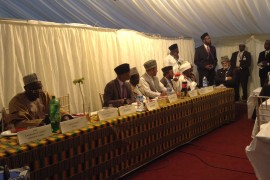 Address at Pan-African Evening at Jalsa Salana 2014