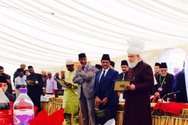 Post Jalsa Salana Reception 2015