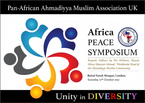 Africa Peace Symposium Cover
