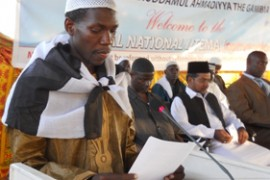Majlis Khuddamul Ahmadiyya The Gambia Concludes 30th Annual National Convention