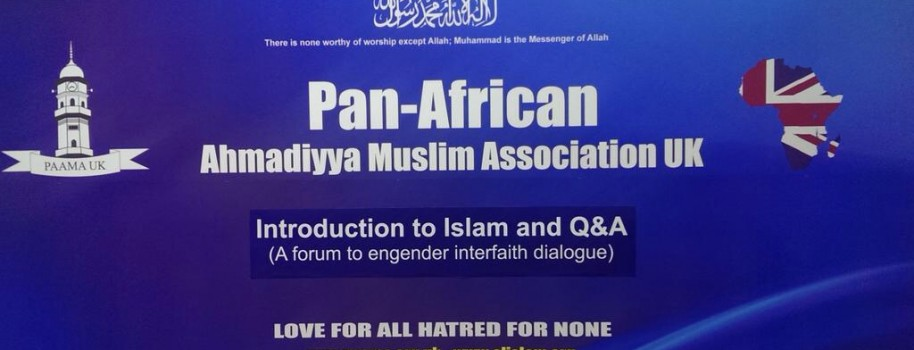 PAAMA holds Introduction to Islam and Q&A Event
